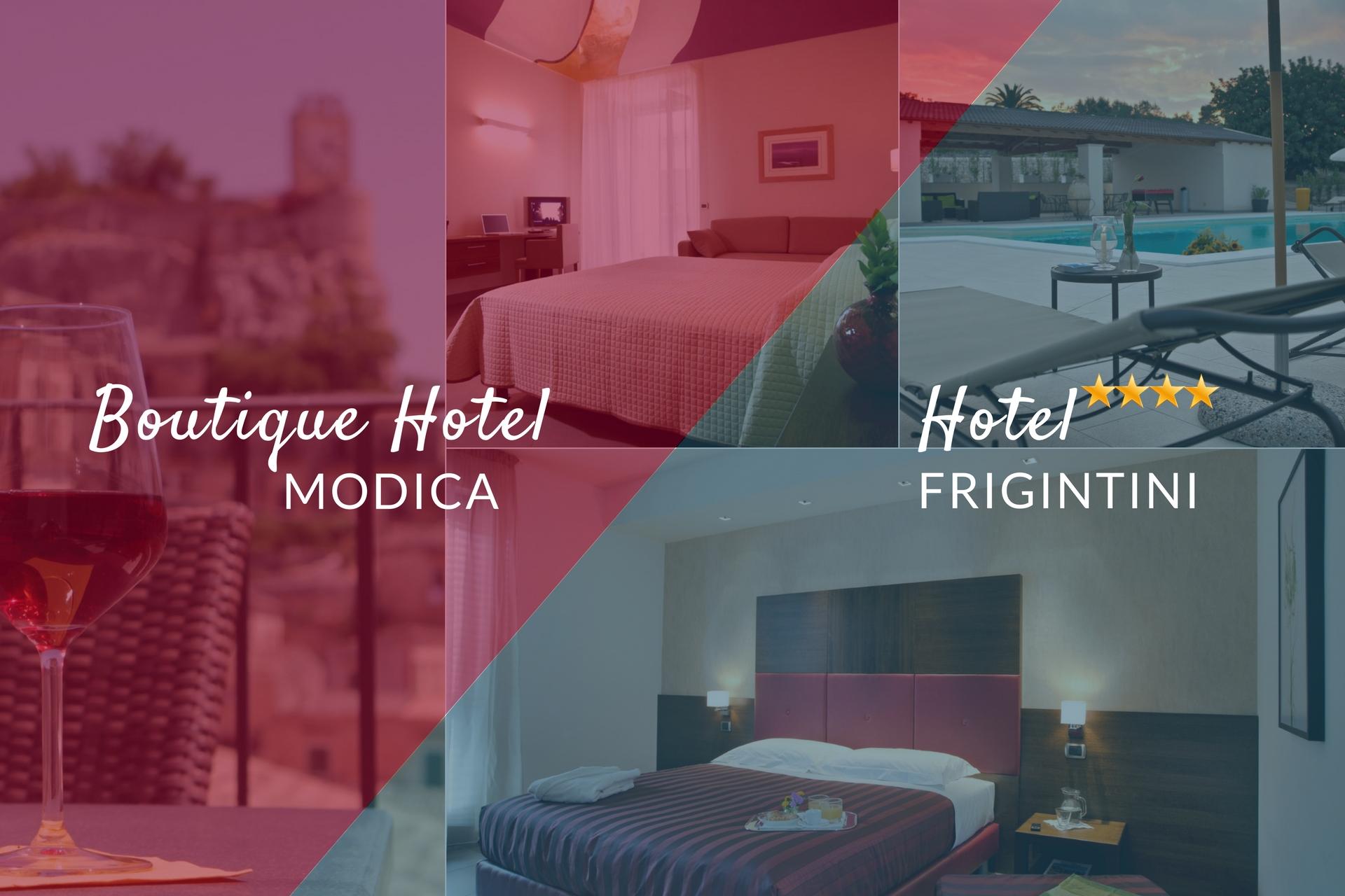 Le Magnolie Hotel | Hotel**** a Frigintini | Boutique Hotel a Modica